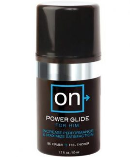 On for him power glide performance maximizer