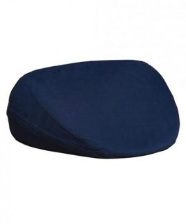 Dame Pillow Positioning Aid Indigo Blue
