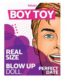 Boy Toy Real Size Blow Up Sex Doll