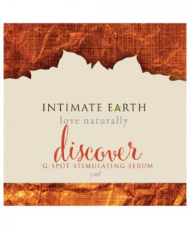 Intimate Earth Discover G-Spot Gel Foil