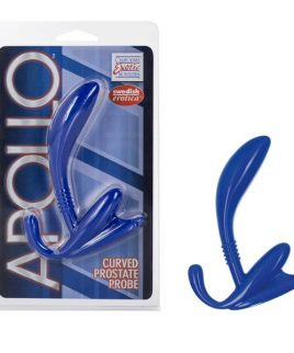 Apollo Curved Prostate Blue Probe